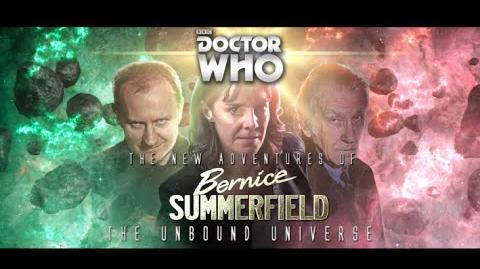 Doctor Who The New Adventures of Bernice Summerfield - The Unbound Universe