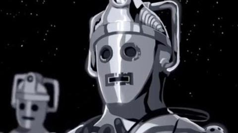 The March of the Cybermen - The Moonbase
