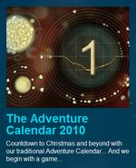 Adventure Calendar 2010