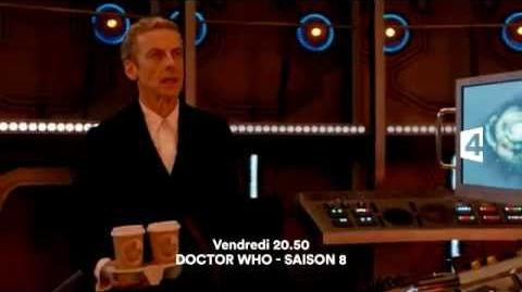 Bande-annonce Doctor Who saison 8