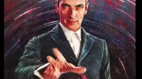 The Twelfth Doctor Comic 1 - Doctor Who