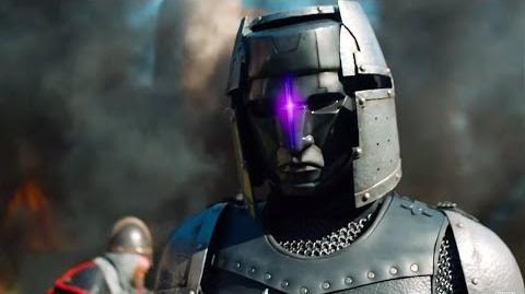 Robot! - Robot of Sherwood - Doctor Who - BBC