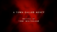 A Town Called Mercy