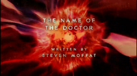 The Name of the Doctor