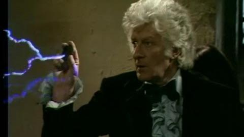Possessed by the Eight Legs - Doctor Who - Planet of the Spiders - BBC