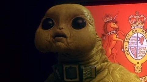 The Slitheen Unmasked - Doctor Who - BBC