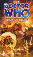 Invasion of the dinosaurs australia vhs