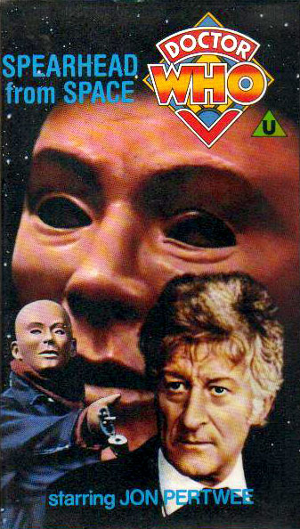 Spearhead from space uk vhs