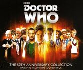50th anniversary collection uk cd