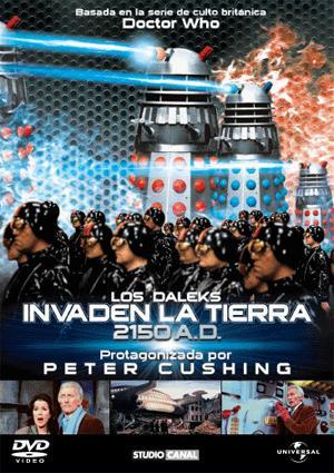 Daleks invasion earth spain dvd