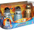 Dalek Collector's Set 2 (Dalek Invasion of Earth, Evil of The Daleks & Day of The Daleks)