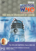 Dalek invasion of earth australia dvd