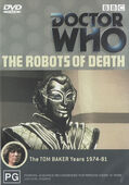 Robots of death australia dvd