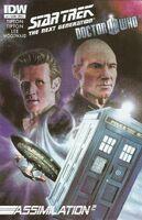Star trek doctor who 1a