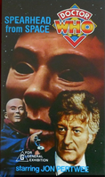 Spearhead from space australia vhs