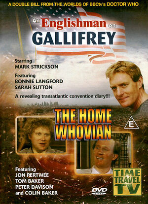 Englishman on gallifrey home whovian uk dvd