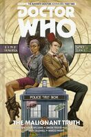 Eleventh doctor volume 6 malignant truth