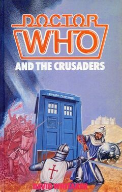 Crusaders 1985 hardcover