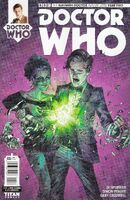 Eleventh doctor year 2 issue 3a