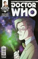 Eleventh doctor year 2 issue 10a