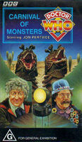 Carnival of monsters australia vhs