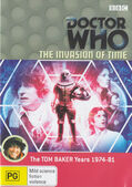 Invasion of time australia dvd