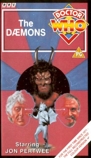 Daemons uk vhs