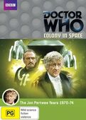 Colony in space australia dvd