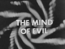 Mind of evil