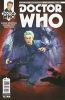 Twelfth doctor year 2 issue 3a