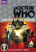 Scream of the shalka uk dvd