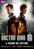Day of the doctor italy dvd