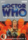 Five doctors special edition netherlands dvd