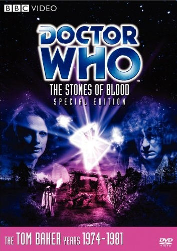 Stones of blood special edition us dvd