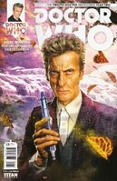 Twelfth doctor year 2 issue 12a