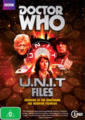 Unit files australia dvd