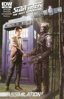 Star trek doctor who 6