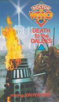 Death to the daleks australia vhs