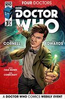 Four doctors issue 3a