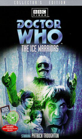 Ice warriors us vhs