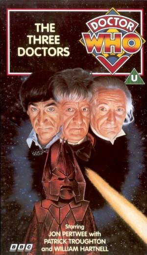 Three doctors uk vhs