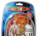 The Seventh Doctor & Imperial Dalek (Remembrance of the Daleks