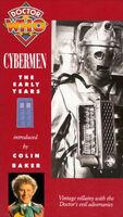 Cybermen early years us vhs