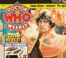 Doctor Who Weekly: No 4