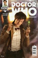 Eleventh doctor year 3 issue 1a