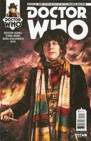 Fourth doctor issue 1a