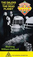 Daleks part 1 australia vhs