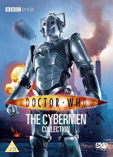 Cybermen collection 2009 uk dvd