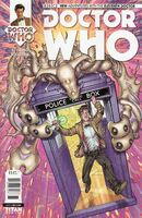 Eleventh doctor issue 11a