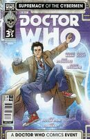 Supremacy of the cybermen issue 3a